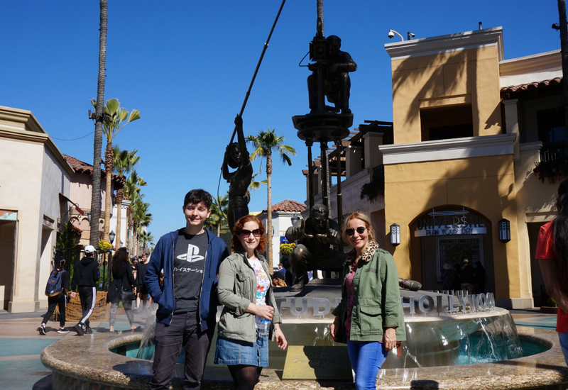 Universal Studios Hollywood destino turístico ideal para los amantes del cine.