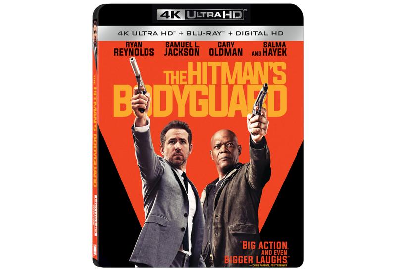 Gana el DVD de The Hitman's Bodyguard con Ryan Reynolds y Samuel L. Jackson.
