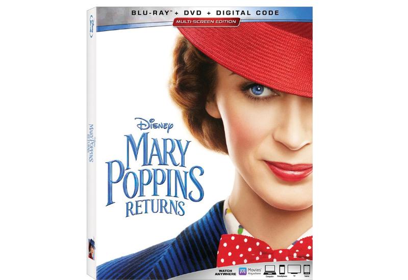Ganate una Tarjeta Digital de Mary Poppins Returns!